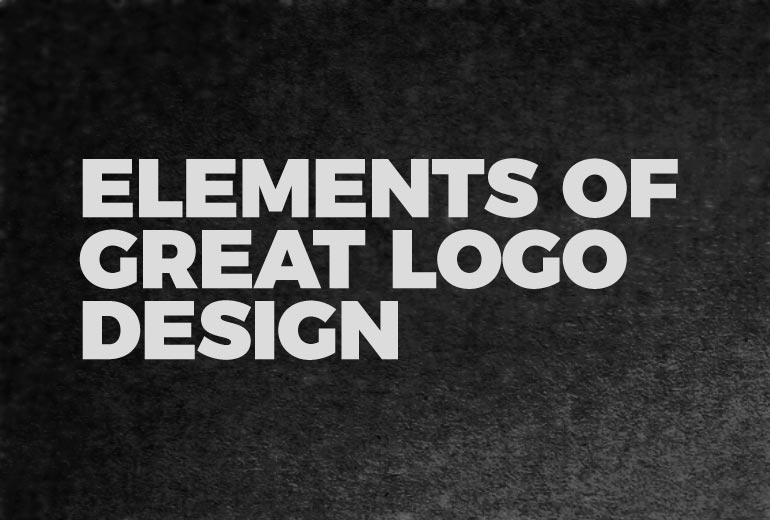 Elements of Great Logo Design
